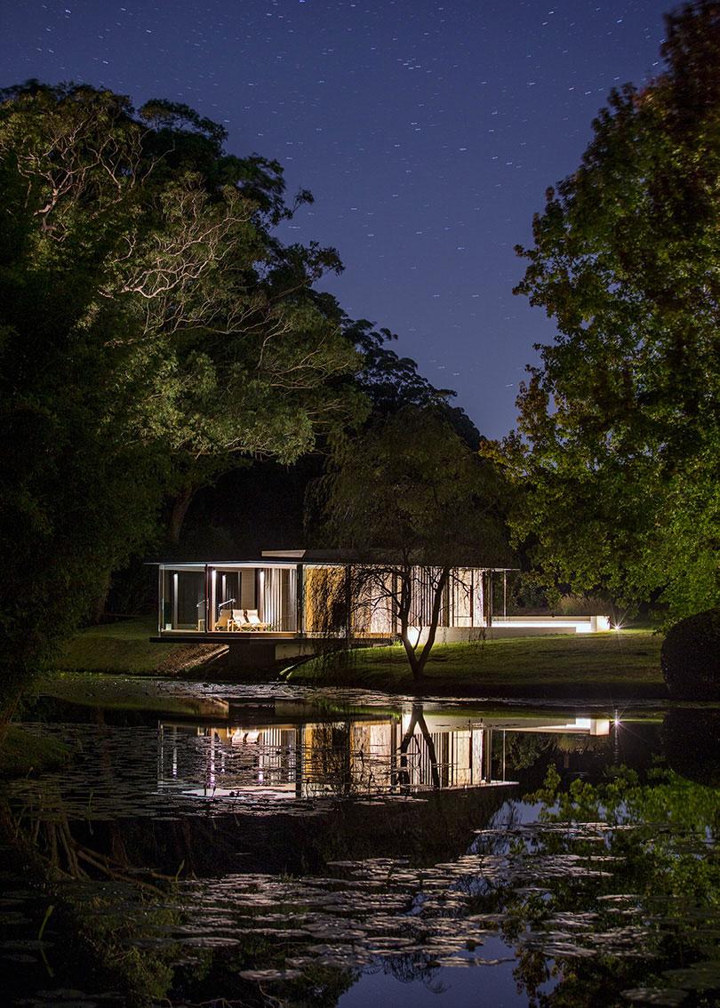 Wirra Willa Pavilion Matthew Woodward Architecture